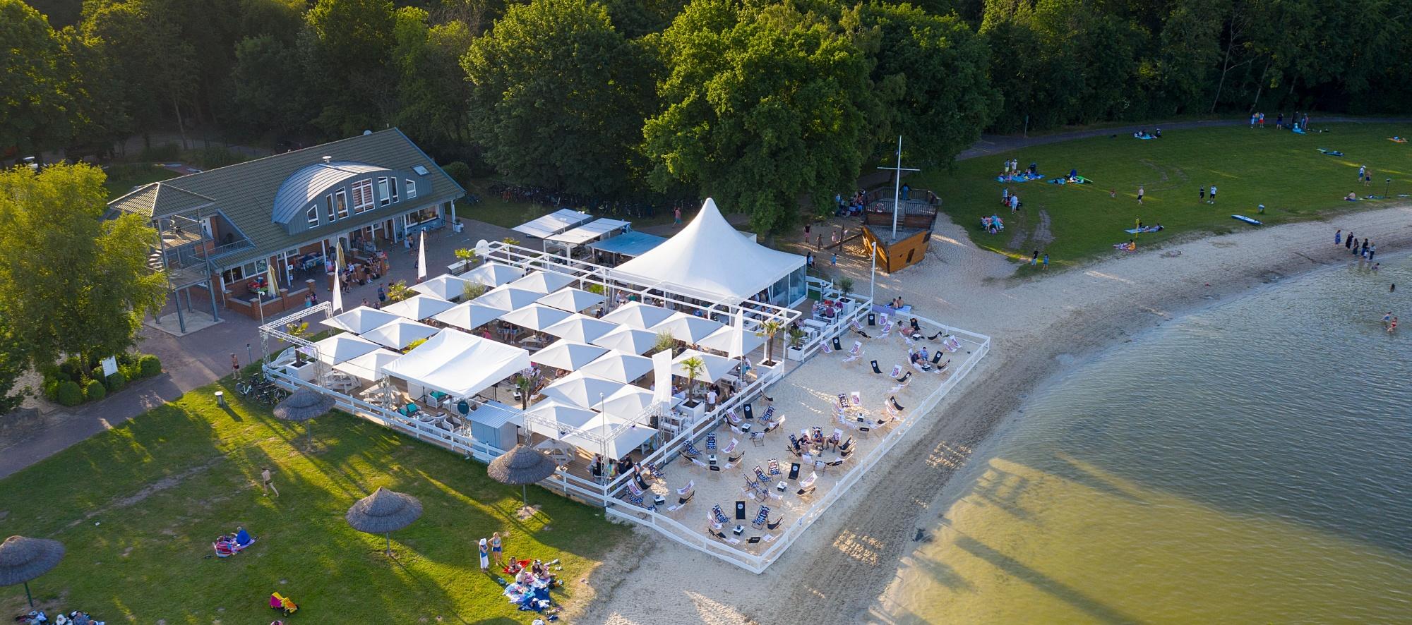 Beachclub am Hartensbergsee